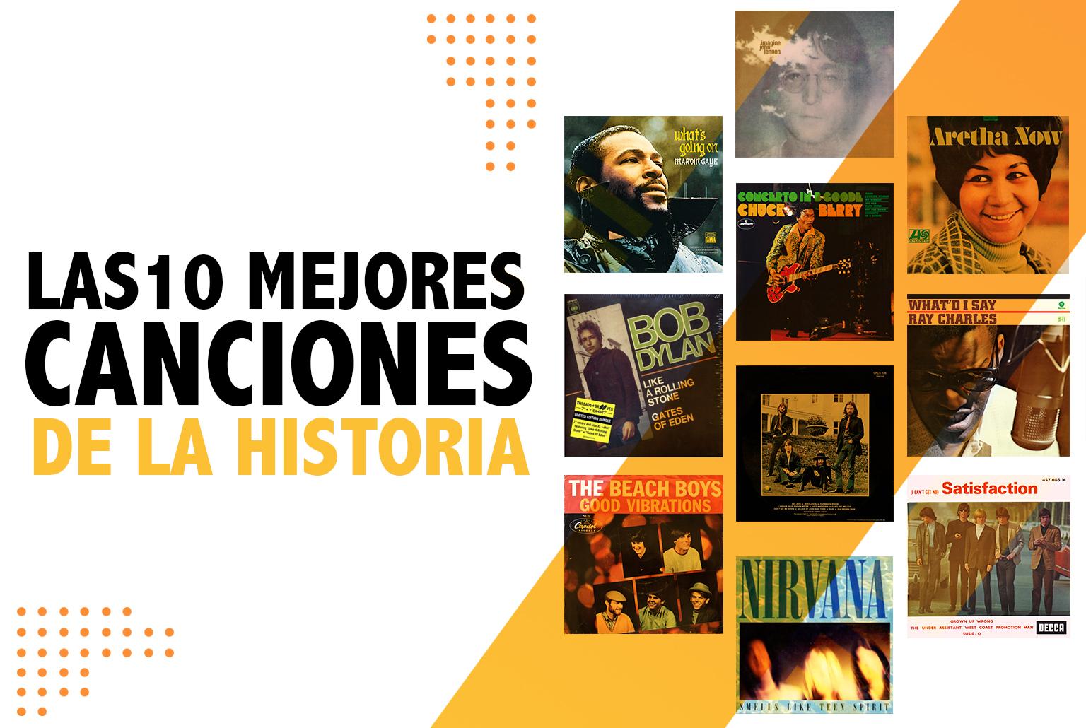 La Granja Blog Las 10 Mejores Canciones De La Historia